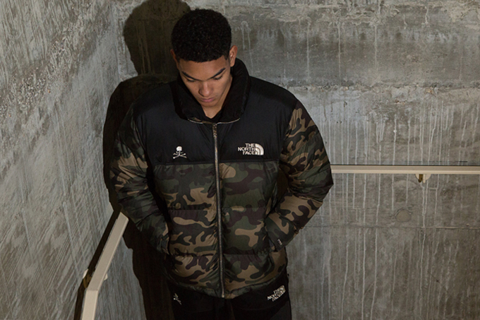 Black Winter The North Face X Mastermind Collection Is