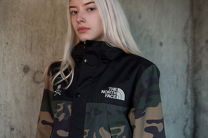 db5e5611a Black winter: THE NORTH FACE X MASTERMIND collection is coming to ...