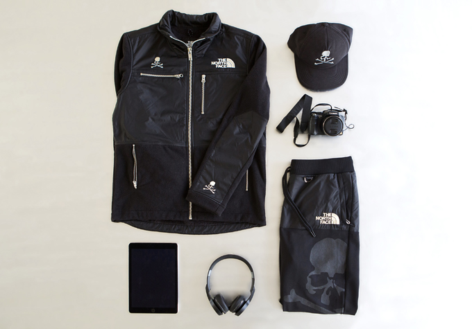 11b5c8cee4 Black winter  THE NORTH FACE X MASTERMIND collection is coming to ...