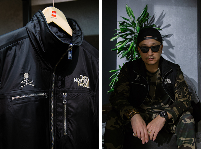 f310997b9 A closer look at THE NORTH FACE X MASTERMIND collab, available ...