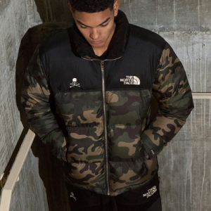 THE NORTH FACE X MASTERMIND COLLECTION LONDON EXCLUSIVE