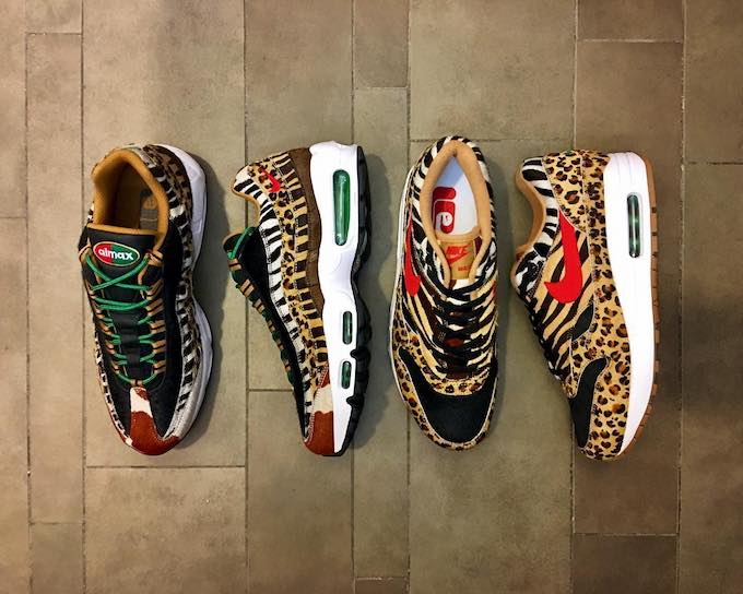 check out 1c49f 441e6 Could We Be Getting Another Shot at the atmos x Nike Animal Pack
