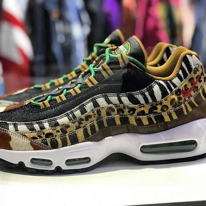 new style 49c28 b87d9 atmos x nike animal pack