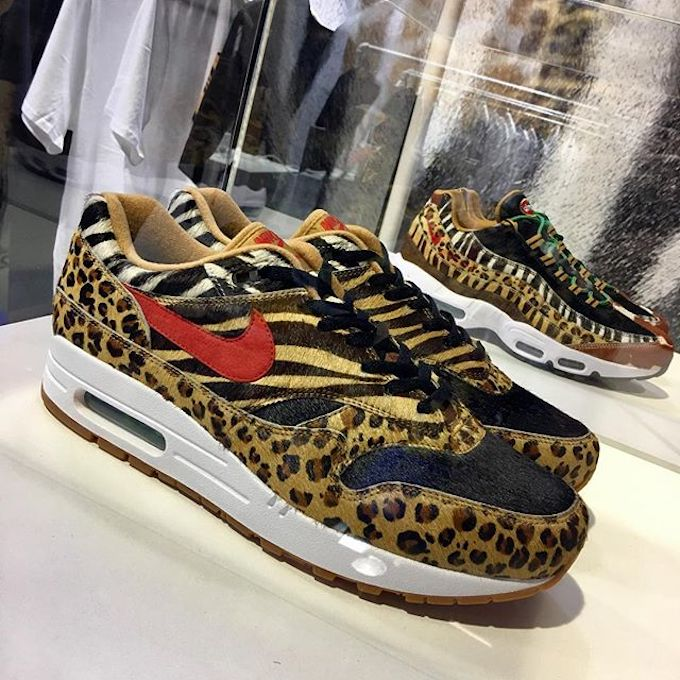 huge selection of ac920 0f3f9 The ATMOS X NIKE ANIMAL PACK 2.0 is expected to drop on WEDNESDAY 14 MARCH.  In the meantime, get stocked up on the latest footwear from NIKE by  following ...