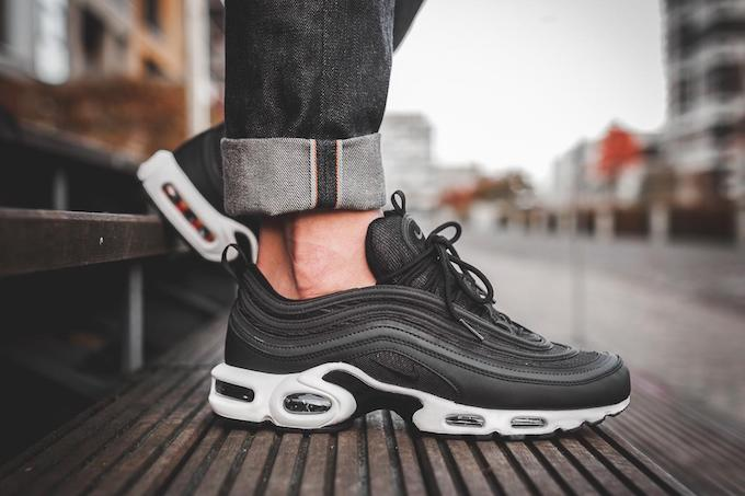 6c4ec591453c Nike Air Max Plus 97  On-Foot Shots by AFEW - The Drop Date