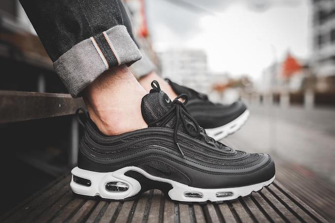 best website e35d5 40e1c Nike Air Max Plus 97  On-Foot Shots by AFEW