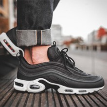 best website 738f6 c196f Nike Air Max Plus 97  On-Foot Shots by AFEW