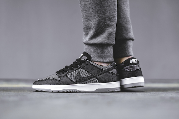 separation shoes f95e5 f6328 MEDICOM TOY x Nike SB Dunk Low Elite BERBRICK