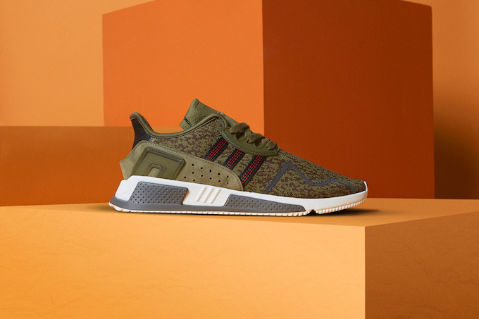 release date: 1be56 f2a6d adidas Originals EQT Cushion ADV Invisible Pack