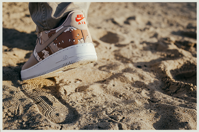 quality design 5e6bb 2d91b The NIKE AIR FORCE 1 LOW 07 LV8 DESERT CAMO is set to release on WEDNESDAY  7 DECEMBER. Beat the crowds and head over to the release page at NIKE by ...