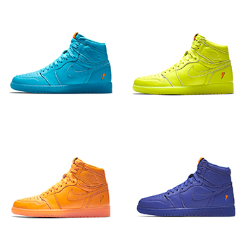 best loved b02c9 7c1ff NIKE Air jordan 1 Retro High OG - Gatorade - AVAILABLE NOW ...