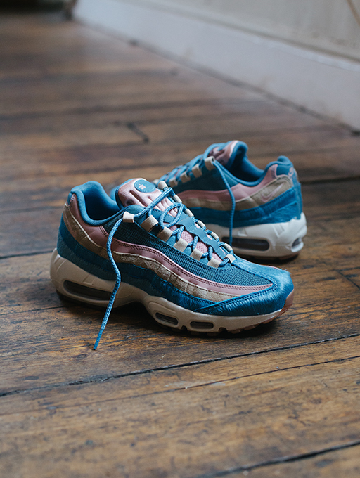 nike air max 95 lx smokey blue