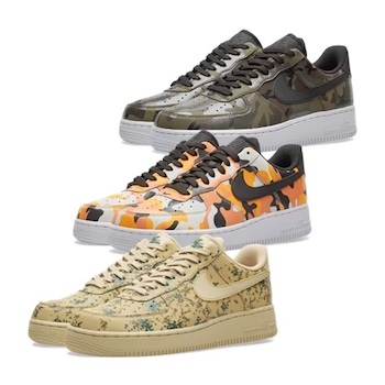 wholesale dealer c5817 bf5db Nike Air Force 1 07 LV8 – CAMO – AVAILABLE NOW