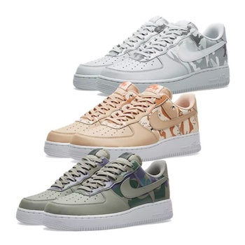 Nike Air Force 1 07 LV8 Half Camo 7 DEC 2017 44b385193b98