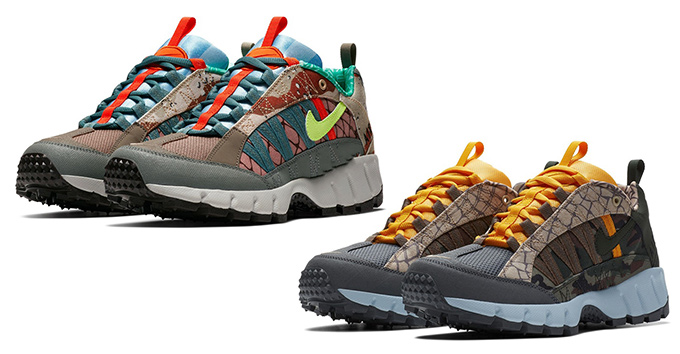 eaa3d831fd46 The Nike Air Humara  17 Premium Appears in Crazy Camo Colourways ...