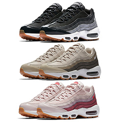 d37183bc1ec70 The Nike Air Max 95 OG Returns in Three New Women's Colourways - The Drop  Date