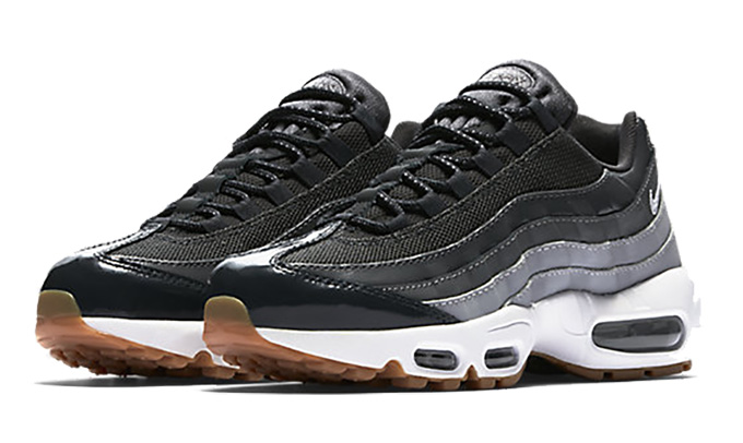 Nike Air Max 95 OG Womens Barely RoseVintage WineWhiteHot