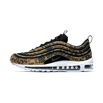 timeless design d0465 f8ad2 NIKE AIR MAX 97 PREMIUM - COUNTRY CAMO GERMANY - AVAILABLE NOW - The ...