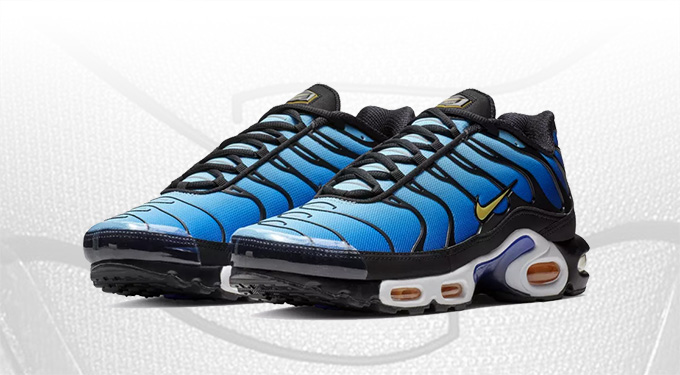 premium selection 5f71f 14786 Nike Air Max Plus Hyper Blue