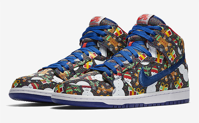 Nike SB Dunk High Pro Ugly Sweater