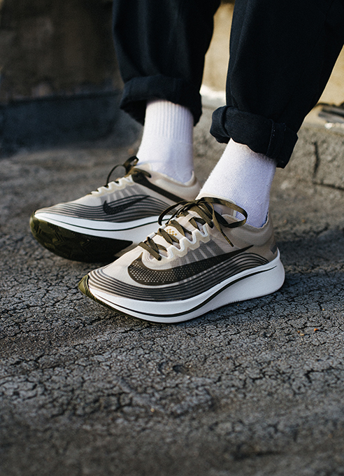 nikelab zoom fly sp dark loden onfoot shots the drop date