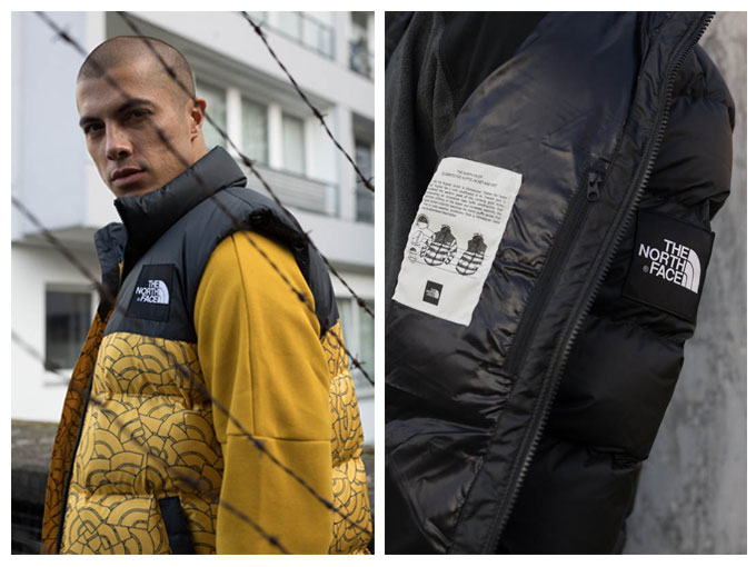 RISE OF THE PUFFER - 25 YEARS OF THE NORTH FACE NUPSTE - The Drop Date c828c8aff