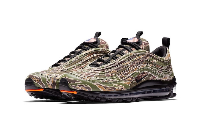 Nike Air Max 97 Country Camo Pack: USA Edition The Drop Date