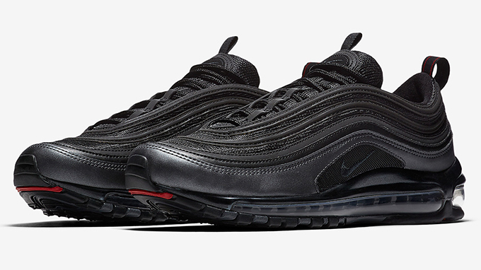 timeless design ede9a 8b29d Nike Air Max 97 Eternal Future Black: Dark and Mysterious - The Drop ...