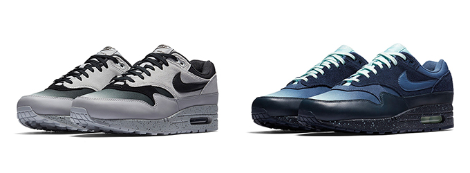 Faded: Nike Air Max 1 Premium Gradient Toe Pack The Drop Date