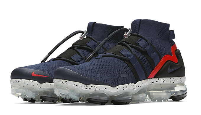 best sneakers 09d10 cc877 The Nike Air VaporMax Utility Emerges in College Navy ...