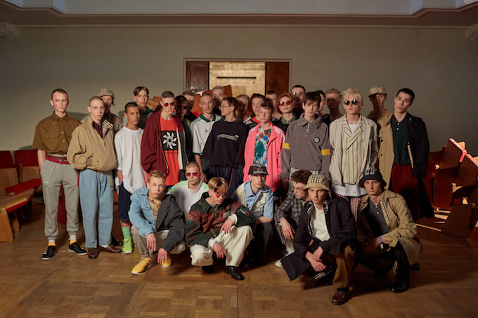 f0be958a4b0ae THE GOSHA RUBCHINSKIY SPRING SUMMER 2018 COLLECTION IS AVAILABLE NOW ...