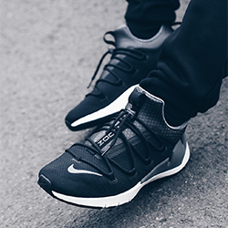 b89cbc1a86fe Nike Air Zoom Grade  On-Foot Shots - The Drop Date