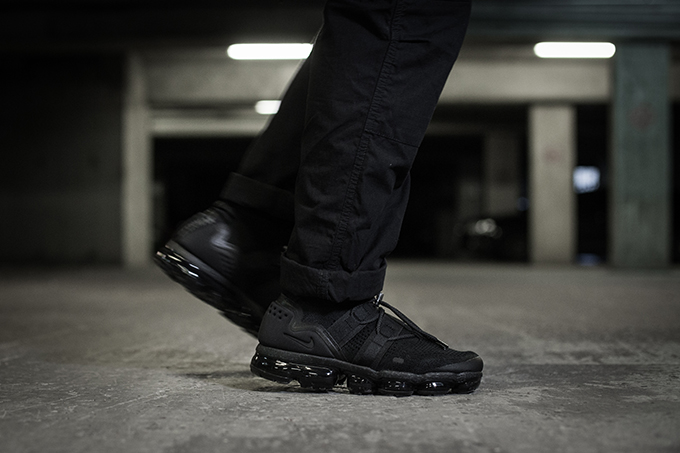 huge selection of 573d8 aafeb Nike Air VaporMax Flyknit Utility: On-Foot Shots - The Drop Date