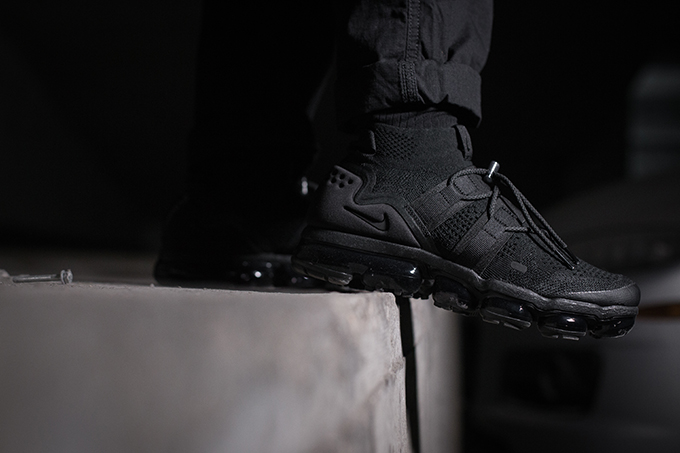 huge selection of e38d3 ea676 Nike Air VaporMax Flyknit Utility: On-Foot Shots - The Drop Date