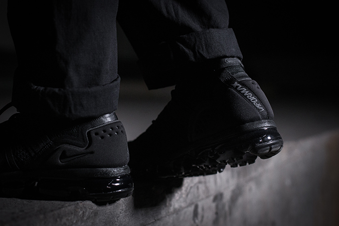 b7e94b60b3d7 Nike Air Vapormax Utility Triple Black diversys.co.uk