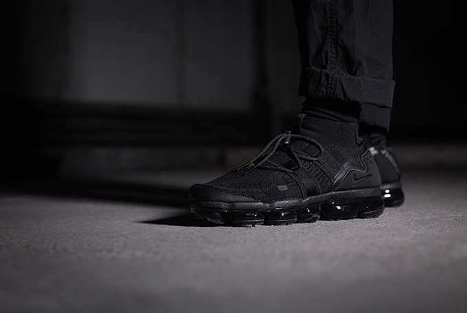 09cf7f497e Nike Air VaporMax Flyknit Utility: On-Foot Shots - The Drop Date