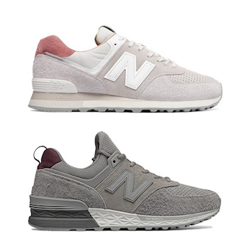 best sneakers 1d71a 380ab New Balance 574 - Peaks to Streets Pack - AVAILABLE NOW ...
