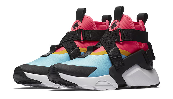 half off 142af 45bb4 Available Now: the new Nike Air Huarache City - The Drop Date
