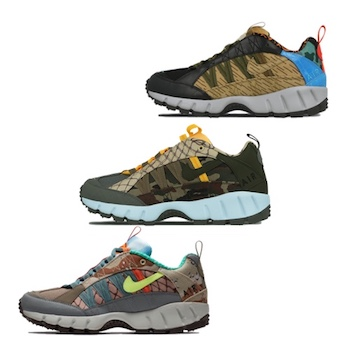 Nike Air Humara 17 Premium - Camo - AVAILABLE NOW - The Drop Date 044462744