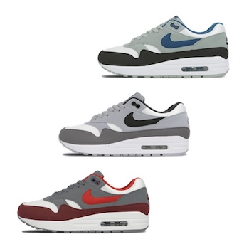 Nike Air Max 1 - New Colourways - AVAILABLE NOW - The Drop Date dea1efad6