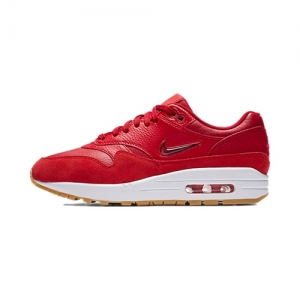 outlet store 3f910 0c9e2 Nike Air Max 1 Premium SC Womens - Speed Red - AVAILABLE NOW