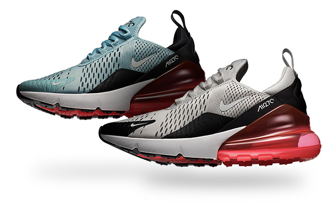 d7c30121fc Nike has unveiled the official images of the new NIKE AIR MAX 270: the  newest addition to the world-renowned Air Max series.