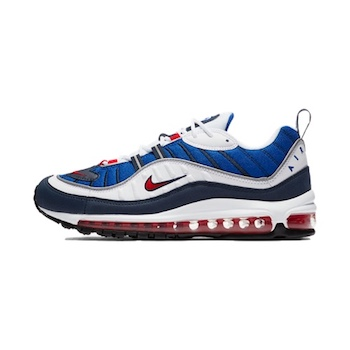 sports shoes 9092a 081d5 NIKE AIR MAX 98 OG - GUNDAM - AVAILABLE NOW - The Drop Date