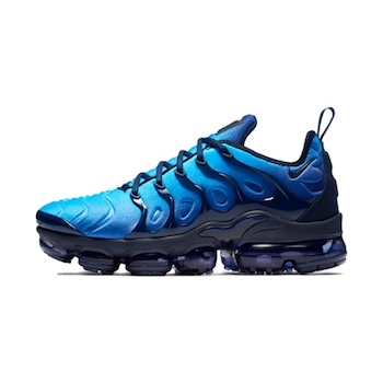 f78bf096b9d Nike Air VAPORMAX Plus - Photo Blue - AVAILABLE NOW - The Drop Date