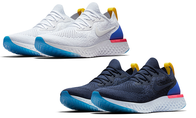 efd8445b28e0 Welcome Foam with the new Nike Epic React Flyknit - The Drop Date