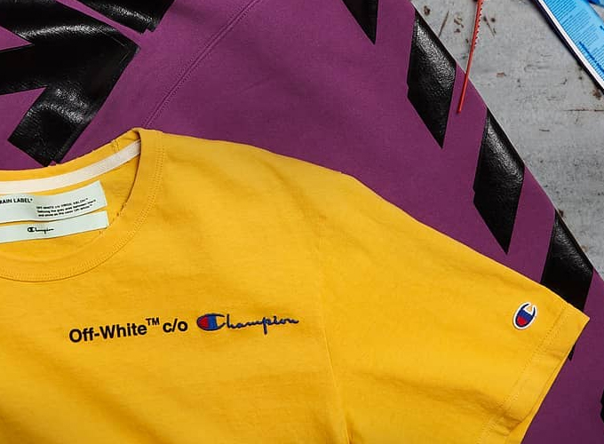 78fc20d7 New OFF-WHITE X CHAMPION COLLAB PIECES are about to drop... - The ...