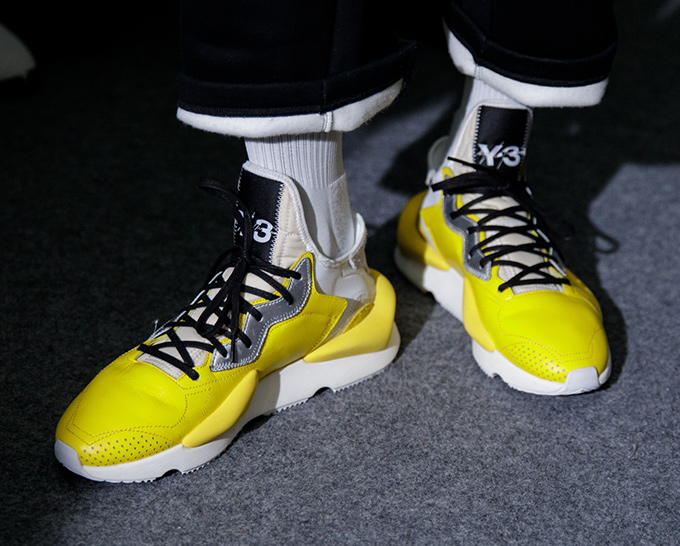 ea1bd4f5799 Preview the Forthcoming adidas Y-3 Fall Winter 2018 Footwear ...