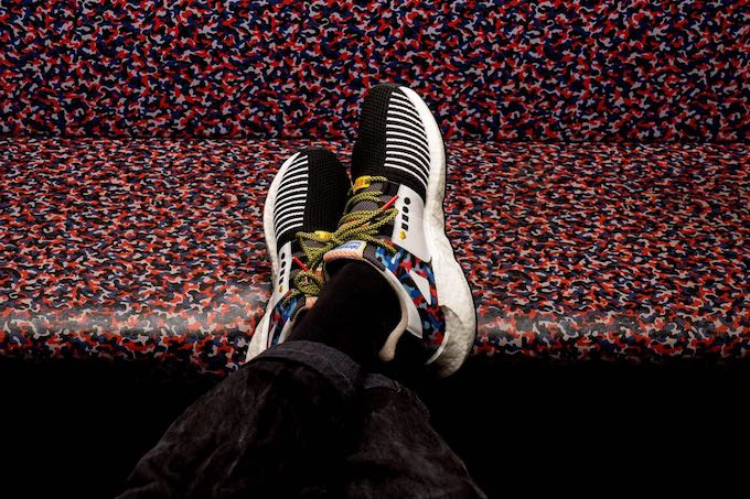 reputable site 383a1 f4334 You might not believe us but the ADIDAS EQT SUPPORT 9317 BVG will give you  the almighty power to ride any of the Berlin trains for free until early  2019…