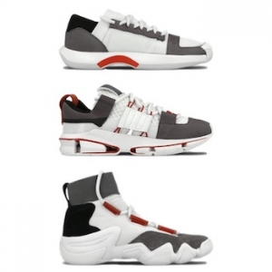 newest collection cafd0 a17b0 adidas Consortium AD Workshop Pack. White, Core Black  Core Red