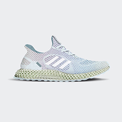 84637308dd0f6d Rainbow Hues on the Invincible x adidas Futurecraft 4D. Previous. A First  Look at the Nike Air ...